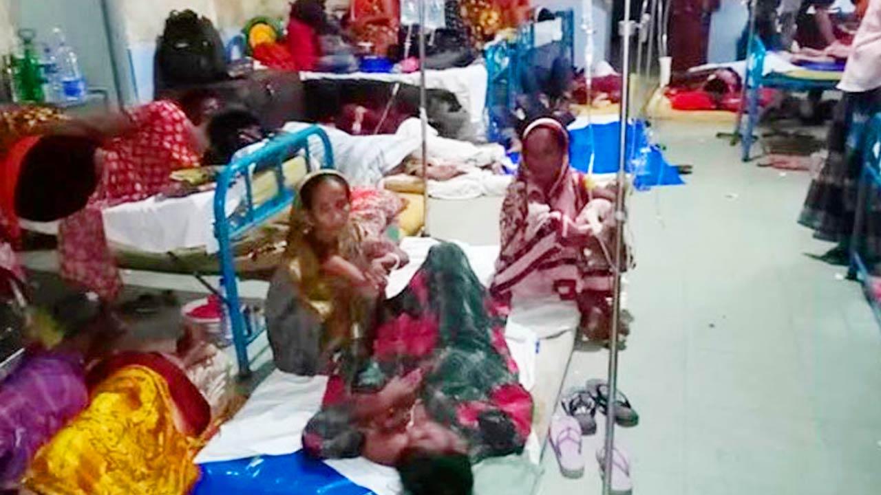 সুনামগঞ্জে আইইডিসিআরের প্রতিনিধি দল