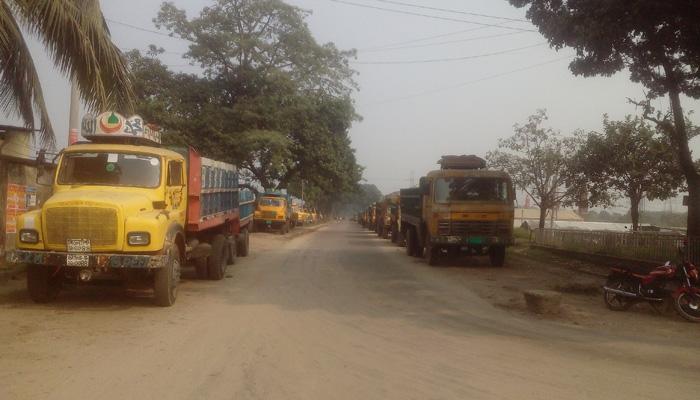 আশুগঞ্জ কারখানা থেকে সার সরবরাহ বন্ধ