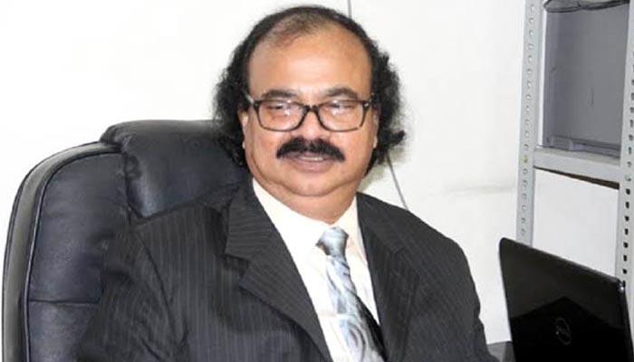 সাংবাদিকদের 'মূর্খ' বললেন জবি উপাচার্য