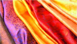 রাজশাহী সিল্ক এখন জিআই পণ্য