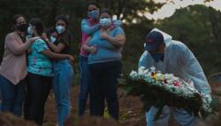 শুধু মার্চেই করোনায় ৬৭ হাজার মানুষের মৃত্যু ব্রাজিলে